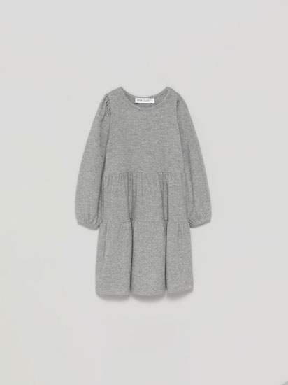 Soft-touch dress