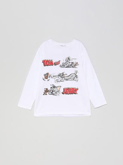 Camiseta de Tom&Jerry©