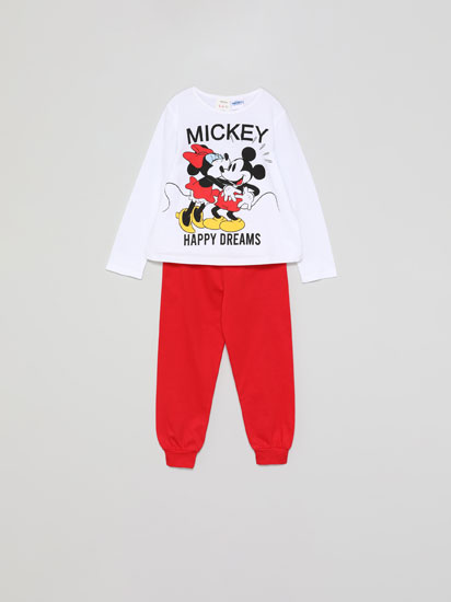 CONJUNTO DE PIJAMA MINNIE MOUSE © DISNEY