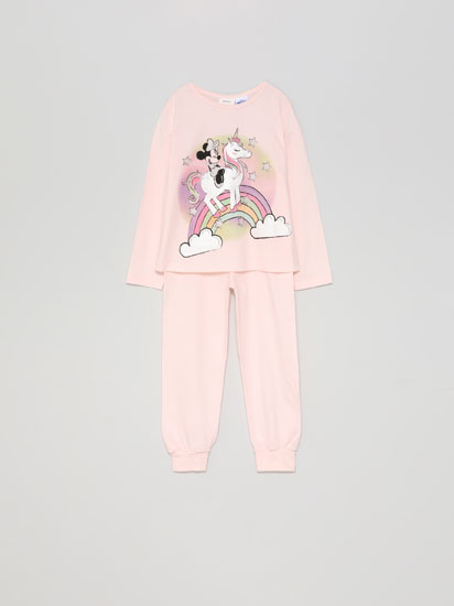 MINNIE MOUSE © DISNEY UNICORN PYJAMA SET