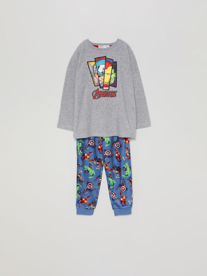 Avengers © Marvel fleece pyjama set