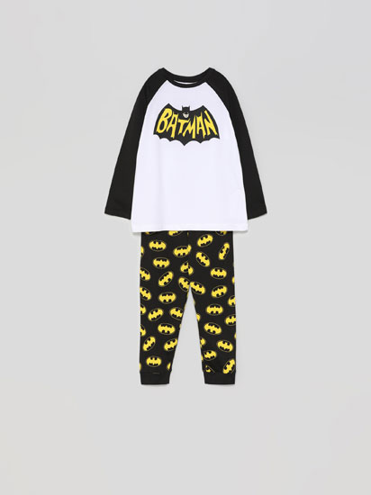 Batman © DC print pyjama set