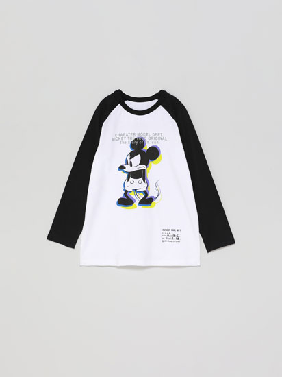 T-shirt Mickey ©Disney