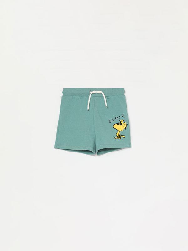 Bermudes de pelfa de Snoopy Peanuts™