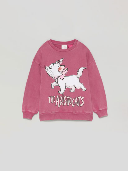 SWEATSHIRT DOS ARISTOGATOS ©DISNEY