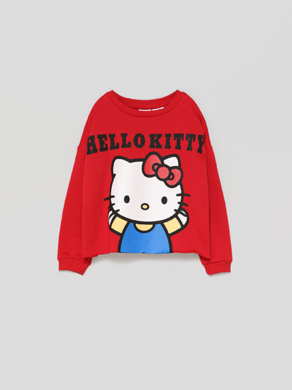 HELLO KITTY ©SANRIO SWEATSHIRT