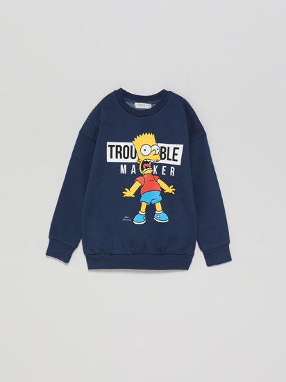 ©THE SIMPSONS SWEATSHIRT