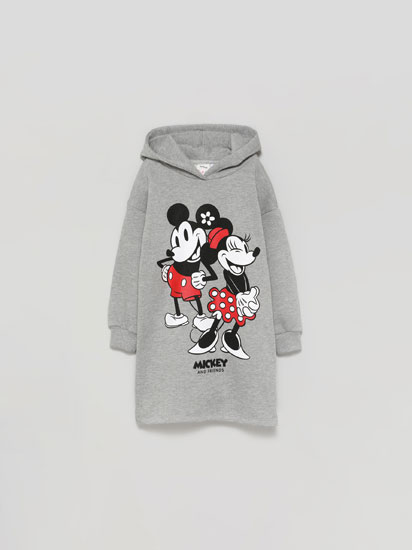 Minnie ©Disney dress with hood