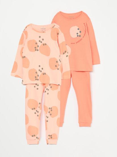 Pack 2 Pijamas Estampados