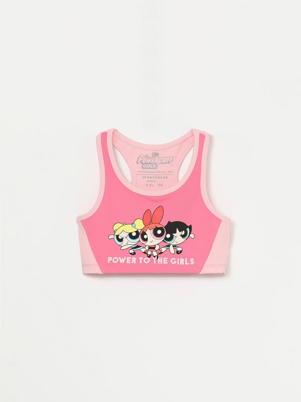 Powerpuff Girls © &™ WARNER BROS SPORTS TOP