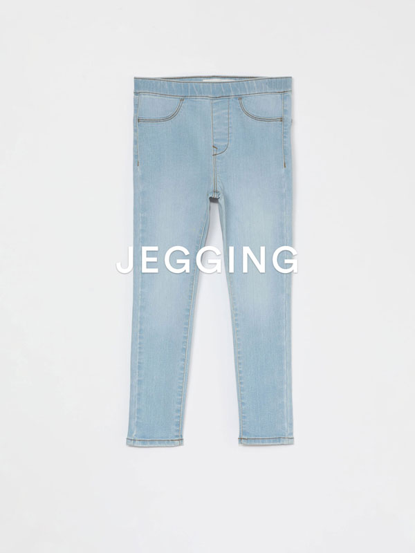 Jeggings bàsics