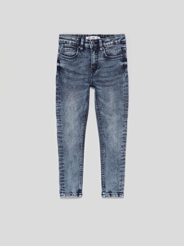 Jeans Súper Skinny