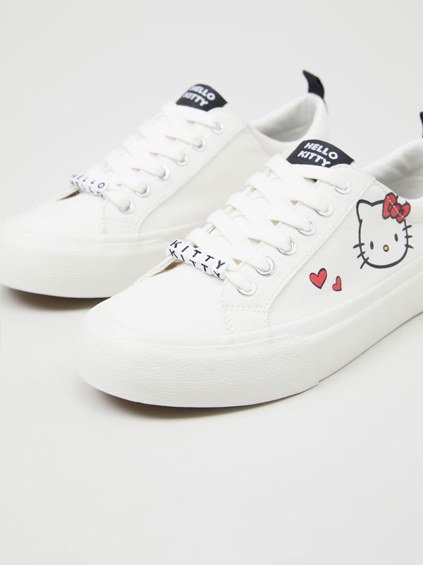 Zapatilla Hello Kitty