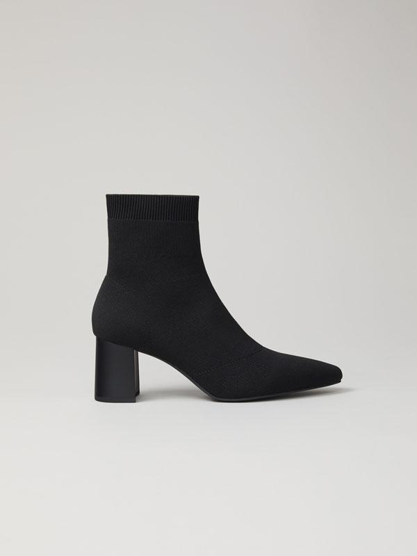 Botín calcetín