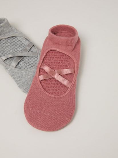 Pack of yoga - pilates socks