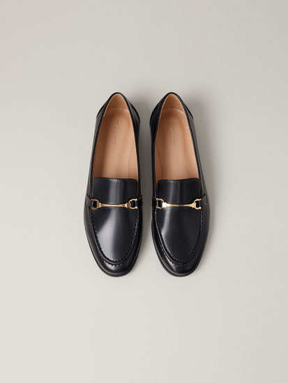 Office loafers