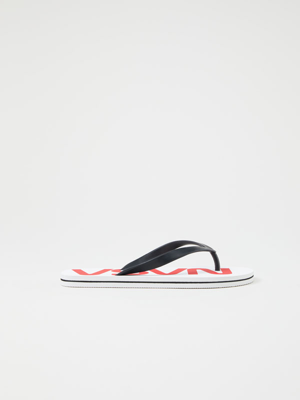 Chanclas NASA
