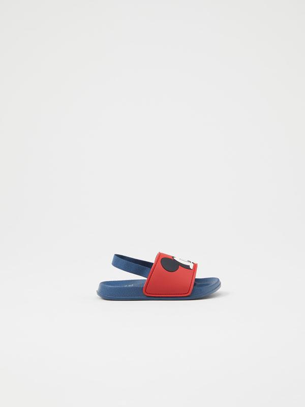 Mickey © DISNEY pool sandals