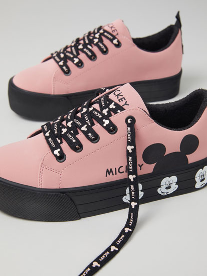 Minnie Mouse © DISNEY sneakers with contrasting soles