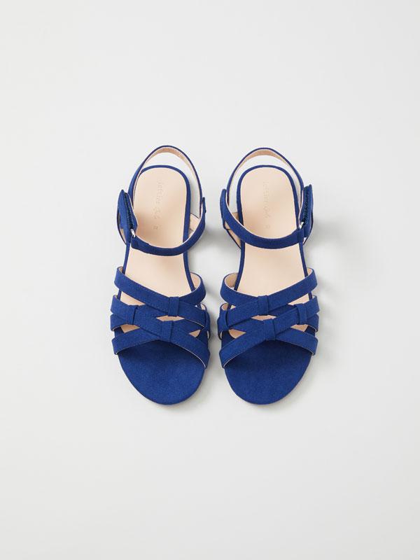 Sandalia basikoak
