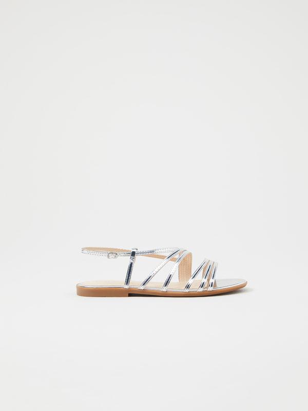 Sandàlies de tires