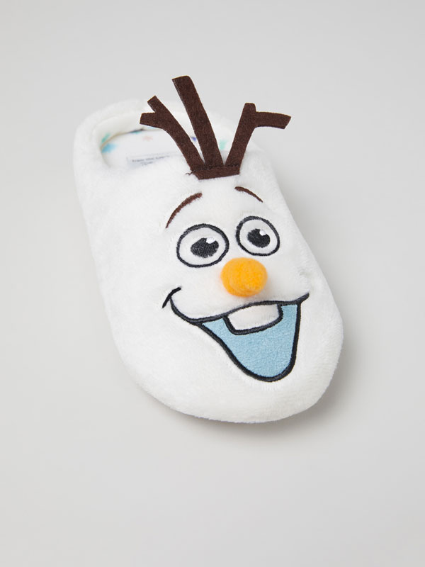Olaf house slippers © DISNEY