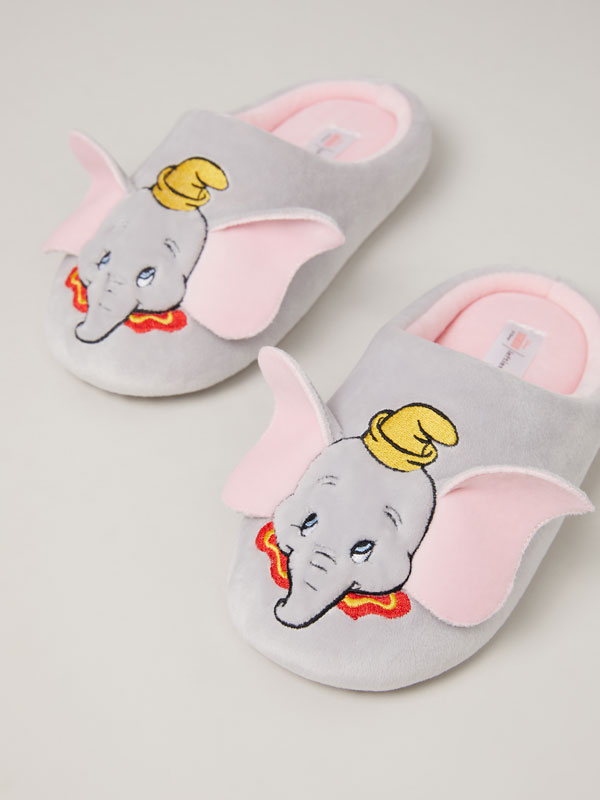 Dumbo house slippers