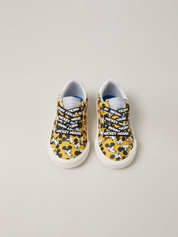 Mickey Mouse ©Disney print sneakers
