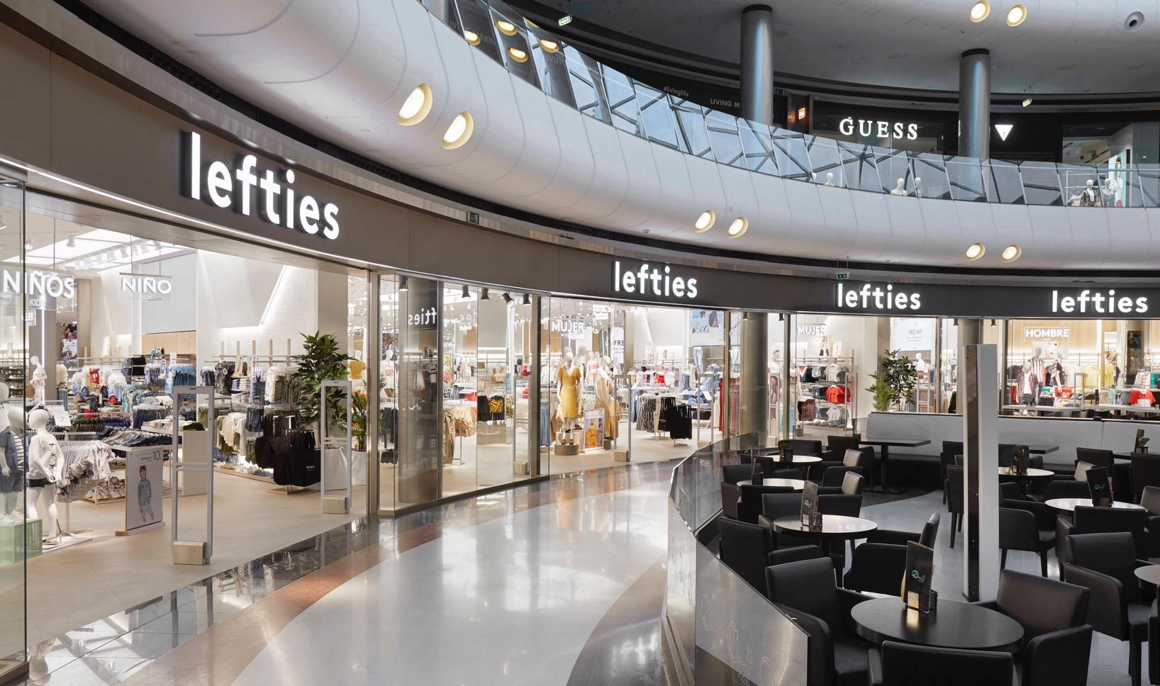 LEFTIES España - Localizador de tiendas